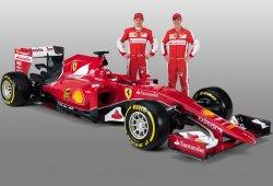 El nuevo Ferrari SF15-T abre la era Vettel