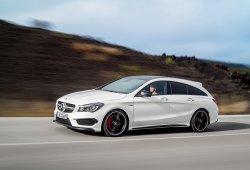 Precios Mercedes CLA Shooting Brake para España