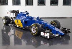 Sauber se pasa al azul y amarillo con el nuevo C34
