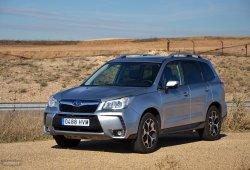Subaru Forester XT: comportamiento, conclusiones y valoración
