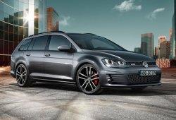 Volkswagen Golf GTD Variant 2015, llega el diésel GTD de 184 CV al familiar