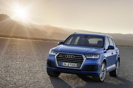 Audi Q8, llegada prevista para finales de la década