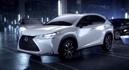 El anuncio de Lexus para la Super Bowl 2015