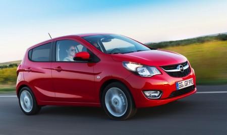 Opel Karl, debut en Ginebra