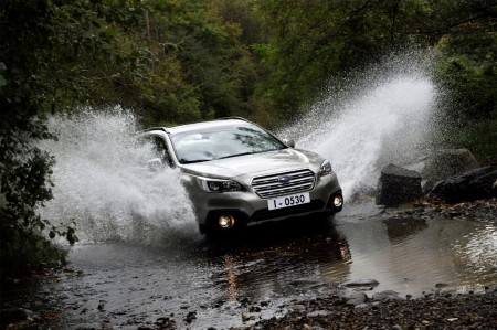 Precios Subaru Outback para España