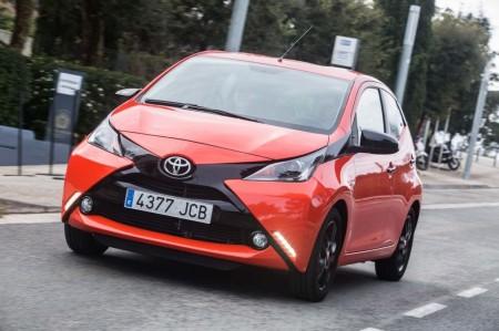 Precios Toyota Aygo para España