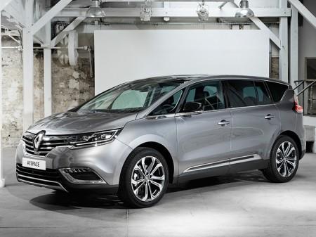Renault Espace 2015, llega a España con un precio de salida de 30.950 euros