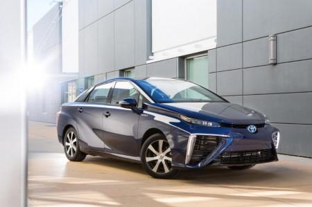 Toyota incrementa la producción del Mirai debido al éxito
