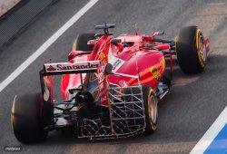 Alineación de pilotos y horarios para los segundos test de Barcelona 2015