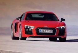 Audi R8 2015, el vídeo que estabamos esperando