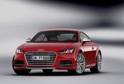 El Audi TT se conforma con 4 estrellas