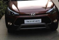 El Hyundai i20 Active 2015 se deja ver en la India