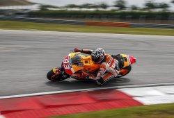 MotoGP 2015: Marc Márquez, primero en el quinto día de test en Sepang