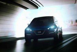 El Nissan SWAY Concept nos muestra el futuro del Micra