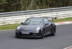 Porsche 911 GT3 RS 2015, primeros datos: motor atmosférico, cambio PDK y 500 CV
