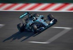Rosberg, tras marcar el mejor tiempo de los test: ''No me he sentido a gusto''