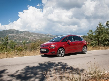 Citroën C4 Picasso BlueHDi 120 Business: pensado para autónomos y empresas