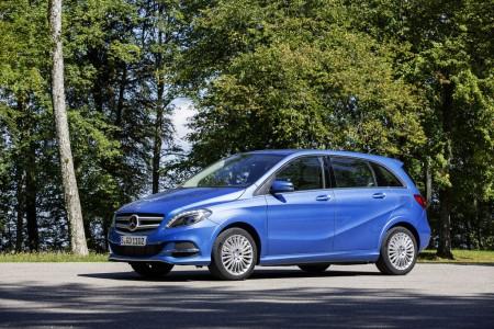 Llegan a España los Mercedes Clase B más ecológicos
