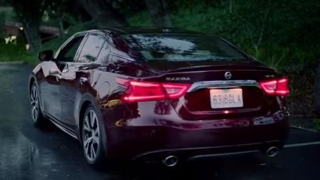 Nissan revela el Maxima 2016 en su anuncio de la Super Bowl