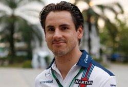 Adrian Sutil, piloto reserva de Williams para 2015