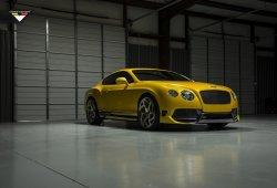 Bentley Continental GT BR-10RS, con el toque de Vorsteiner