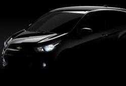 El Chevrolet Spark 2016 se desvelará en Nueva York