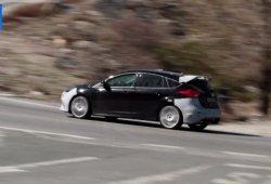 Ford Focus RS 2015 espiado en vídeo