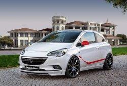 Irmscher y sus accesorios para el Opel Corsa 2015