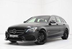 El Mercedes Clase C Estate llevado al extremo por Brabus