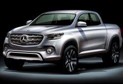 La Pickup de Mercedes estará basada en un modelo de Nissan