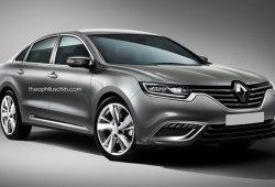 Renault Laguna 2016, una nueva aproximación a su diseño final
