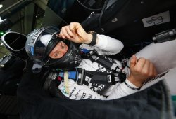 Rosberg lidera en la FP1, con problemas serios para Hamilton