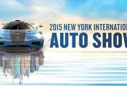 Salón de Nueva York 2015, todas las novedades