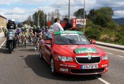 Skoda reafirma su compromiso con el Tour de Francia y la Vuelta a España