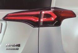 Toyota RAV4 Hybrid, nuevo híbrido en el Salón de Nueva York 2015