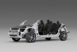Toyota presenta la nueva plataforma TNGA
