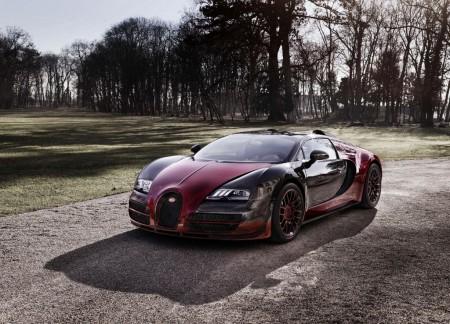 Bugatti Veyron LaFinale, así es el último Veyron fabricado