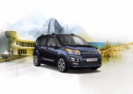 Citroën C3 Picasso PureTech 110, ya a la venta en acabados 'Seduction' y 'Collection'