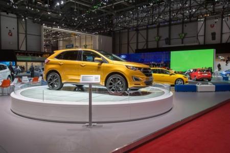 Ford Edge S, no ha llegado y ya estrena paquete estético deportivo