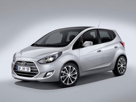 Hyundai ix20 2015, renovado estética, mecánica y tecnológicamente