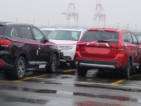 Mitsubishi Outlander 2016, descubierto al completo