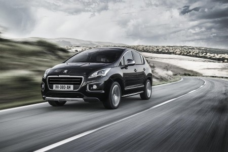 La familia 3008 y 5008 de Peugeot crece con el cambio EAT6