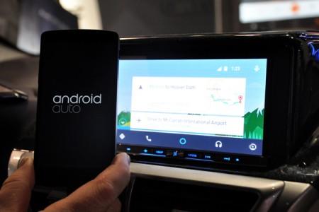 Pioneer nos trae Android Auto a nuestros coches