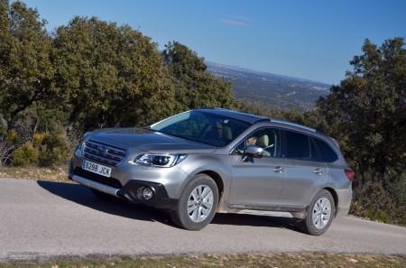 Subaru Outback 2015, presentación (II): Diseño, habitabilidad y maletero