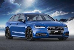 Audi S6 Avant, con 550 CV firmados por ABT