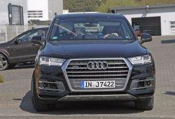 El Audi SQ7 ha sido cazado sin camuflaje