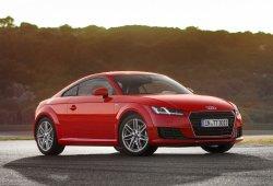 Audi TT 1.8 TFSI 2015, a la venta con 180 CV y precios desde 36.620 euros