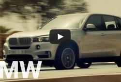 El BMW X5 eDrive40e también estará en Misión Imposible: Nación Secreta