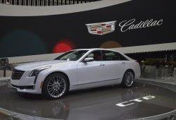 Cadillac CT6, el lujo también es americano