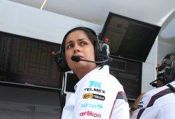 """Monisha Kaltenborn: """"La clave sería paridad de motores"""""""